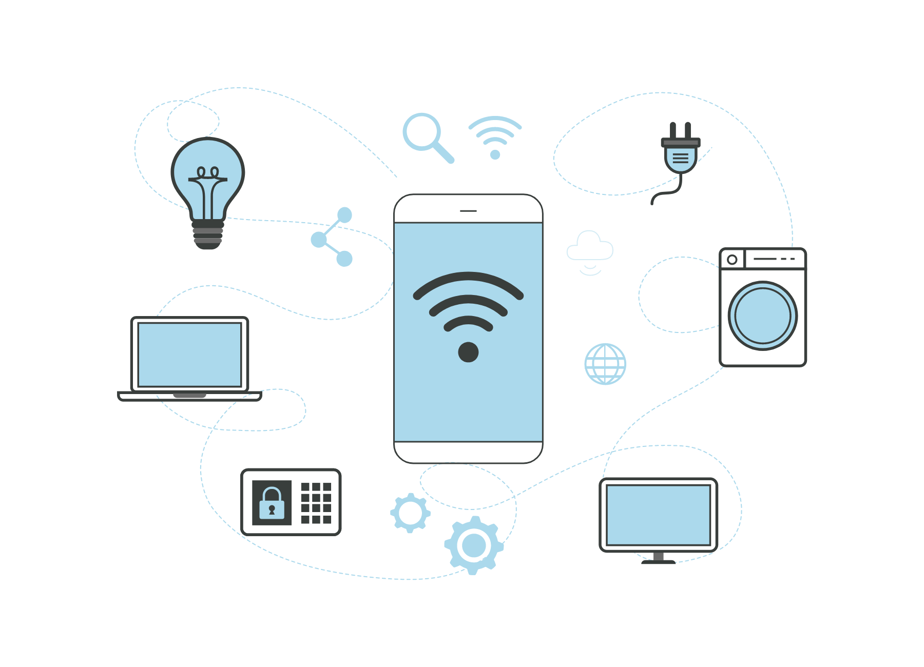 What is the role of Android in IoT