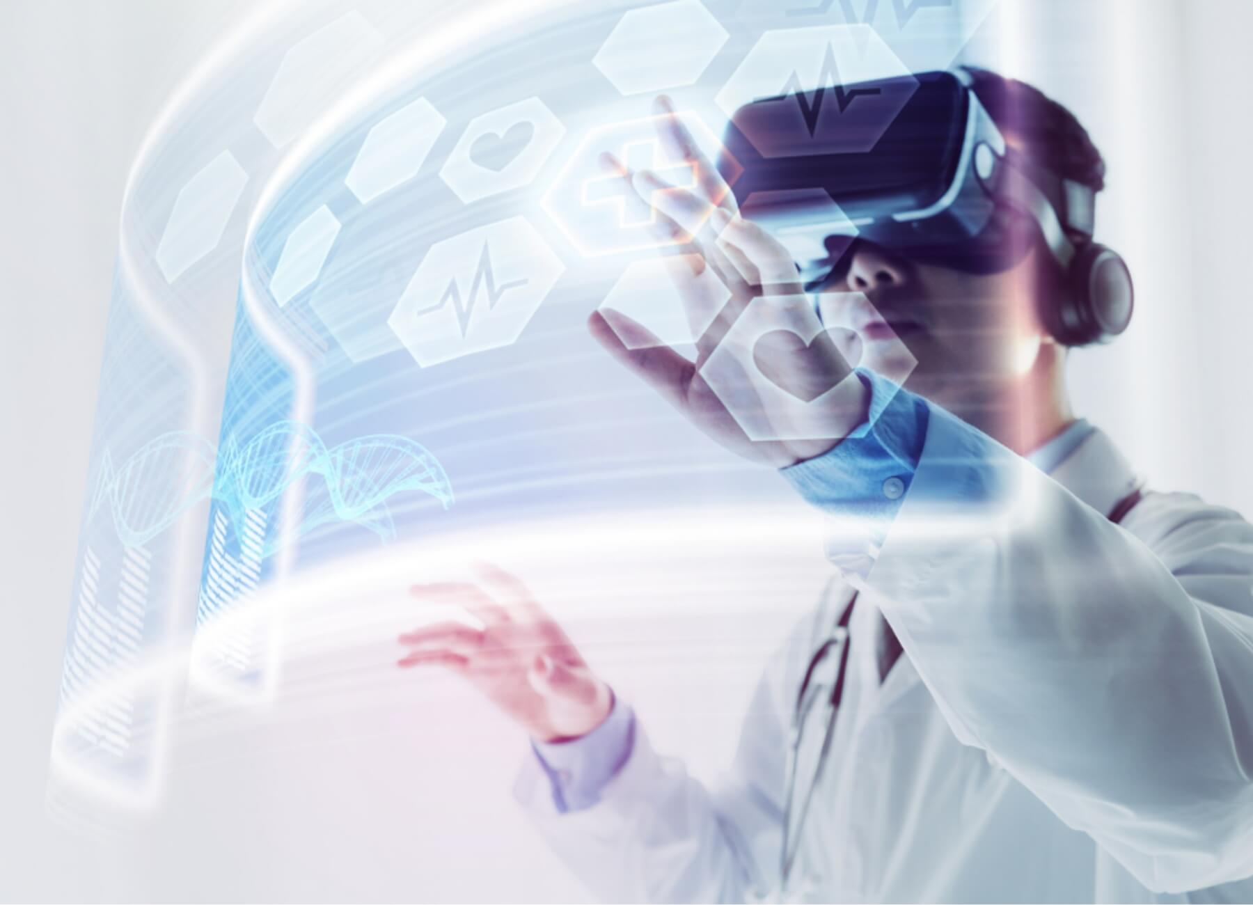 Things You've Never Heard About Medical VR in Healthcare