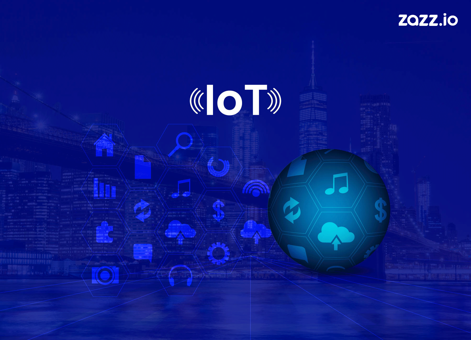 Top 10 Internet of things companies in NYC