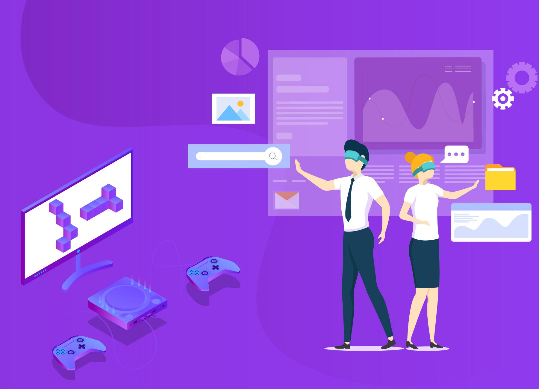 Virtual Reality in Gaming Market