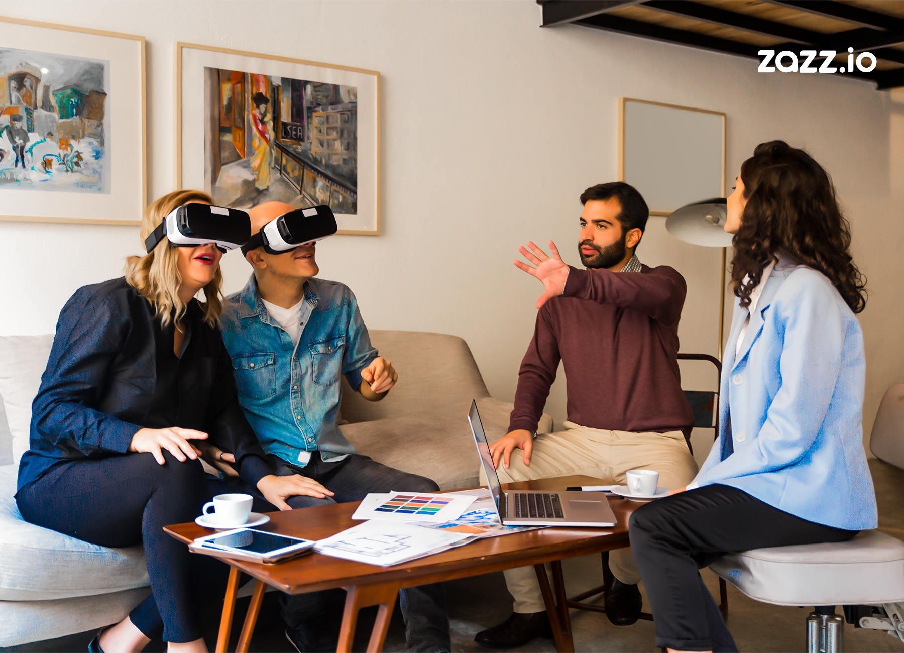 Best 5 Virtual Reality Development Companies