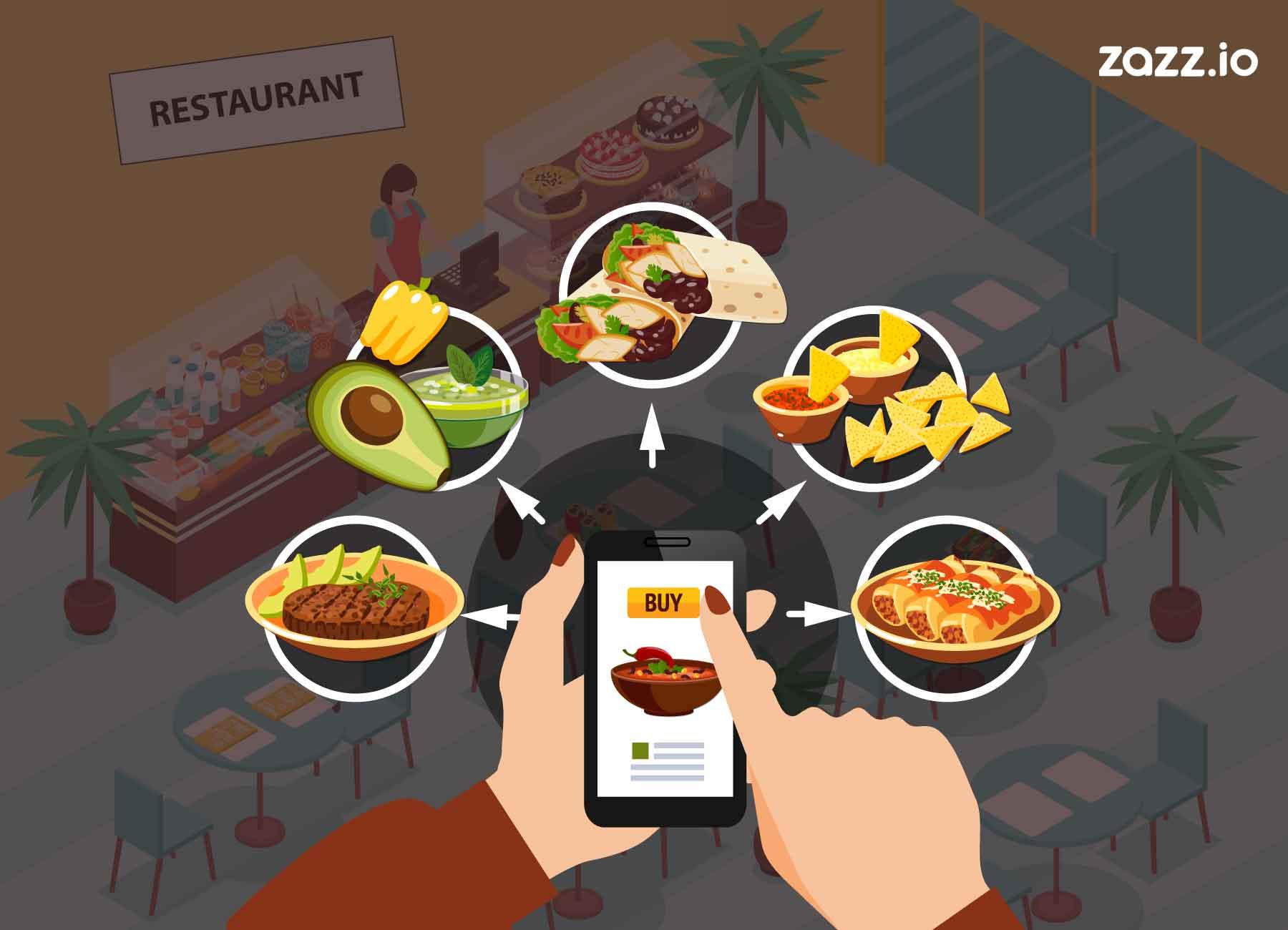 Apps Are Killing Restaurants Industry